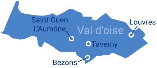centres de consultation SOS Médecins Val d'Oise